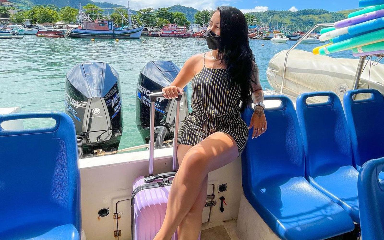Travessia Ilha Grande I Top Transfer