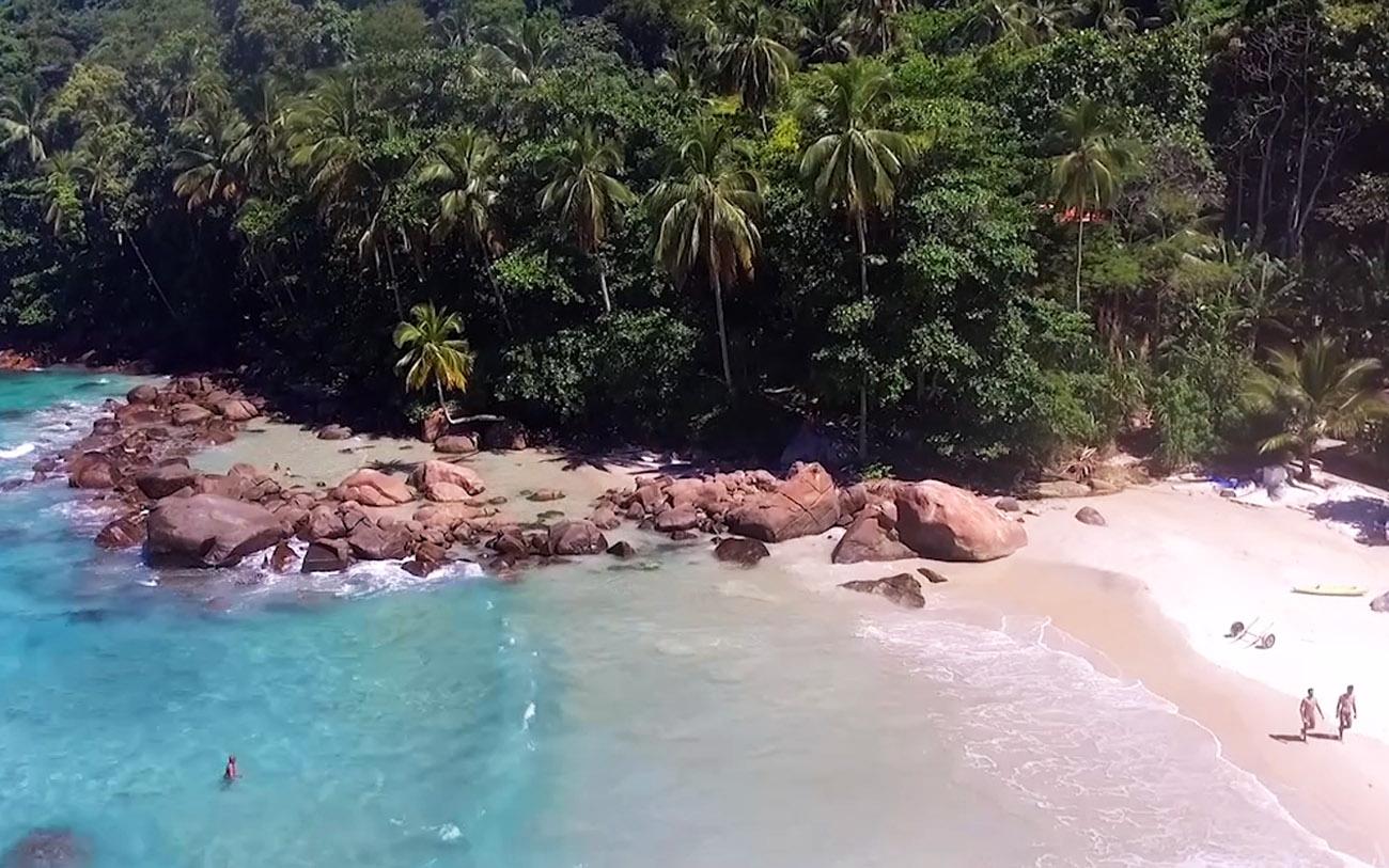 Praias Paradisíacas, Ilha Grande - Passeios Top Transfer - Aventureiro