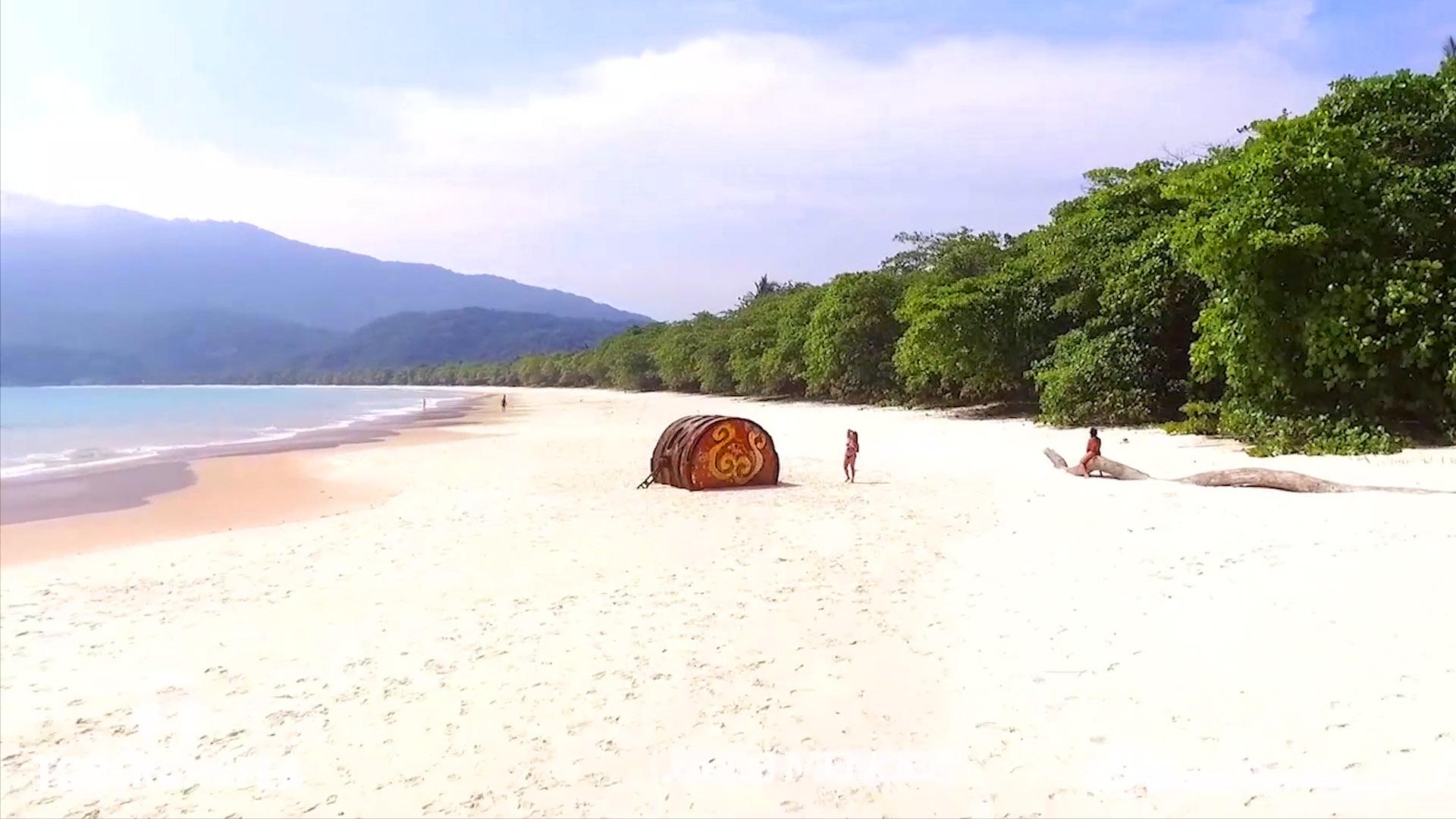 Praias Paradisíacas - Lopes Mendes, , Ilha Grande - Passeios Top Transfer