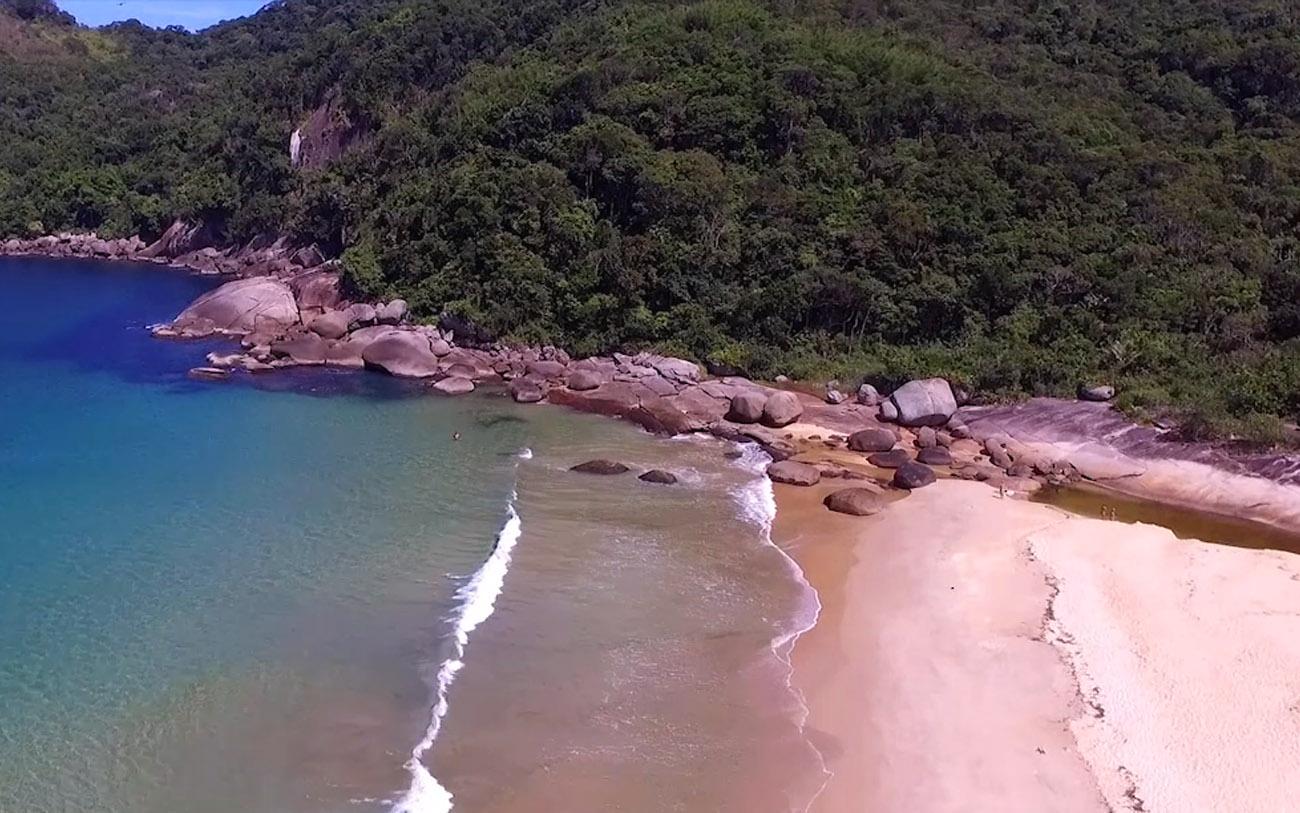 Praias Paradisíacas, Ilha Grande - Passeios Top Transfer - Parnaioca