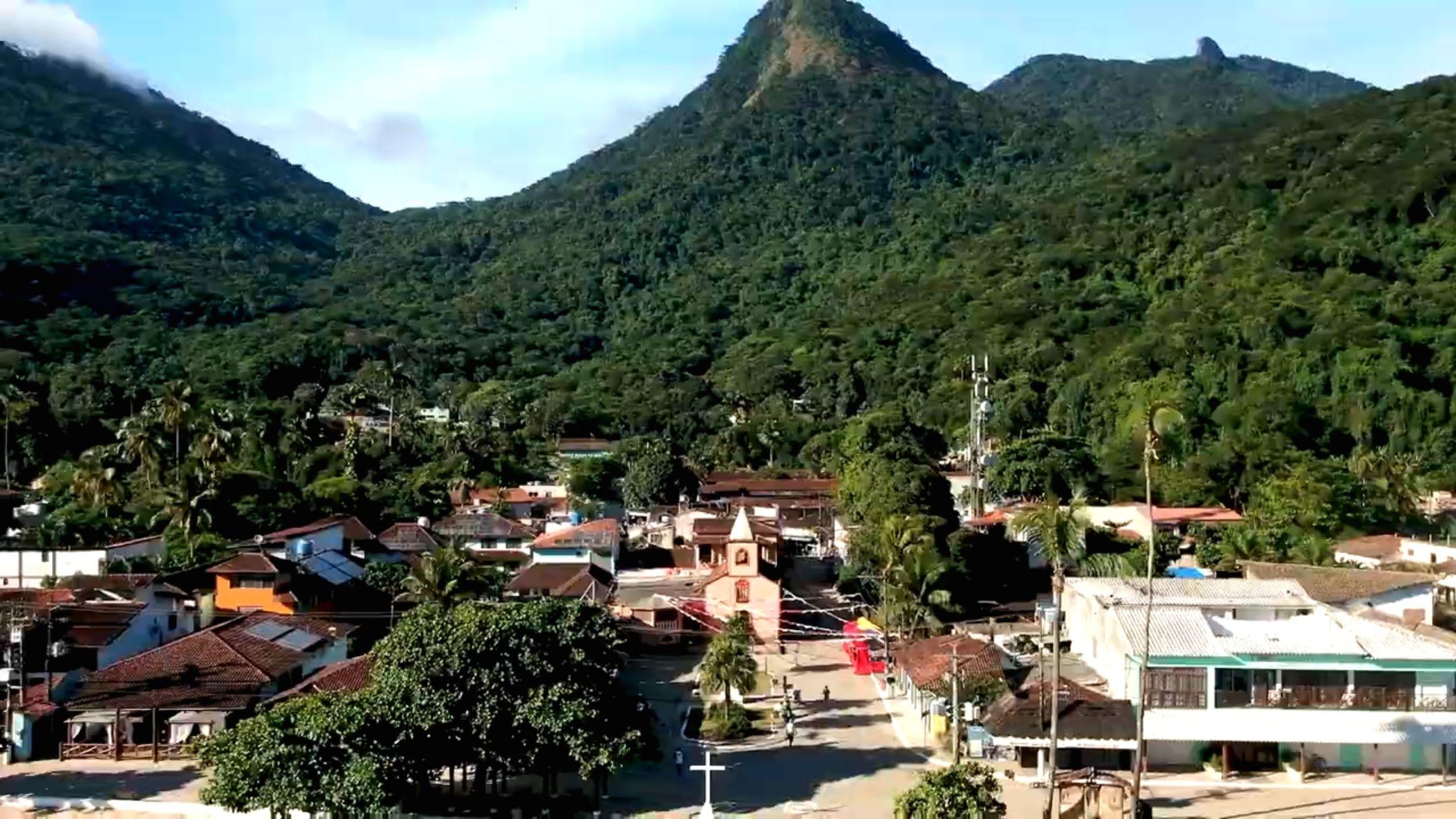 Vila do Abraão, Ilha Grande - Top Transfer