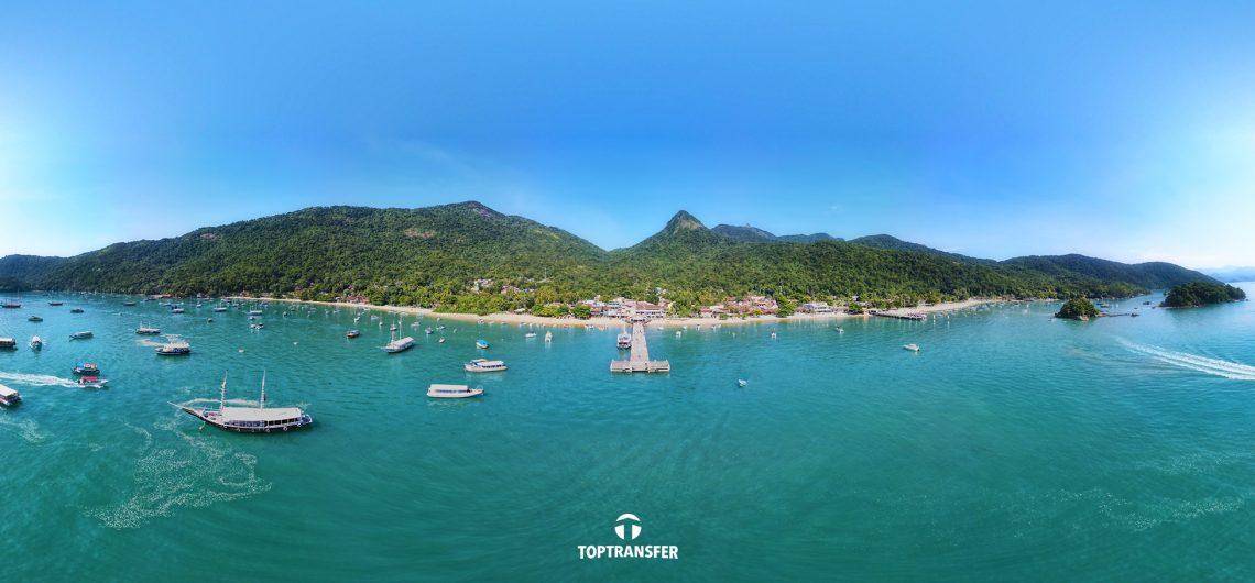 Ilha Grande, RJ l Foto @jbcambuy - Top Transfer