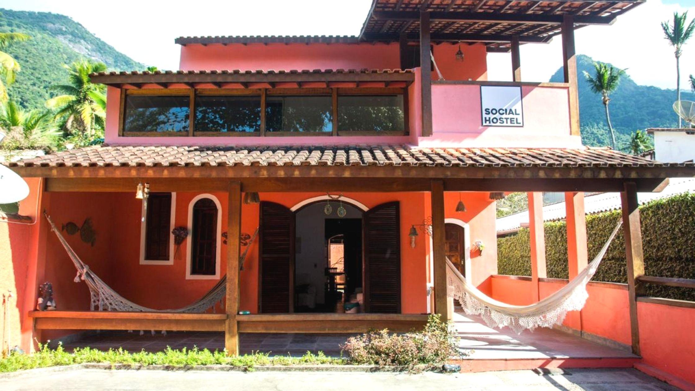 Pousadas / Hostels Ilha Grande