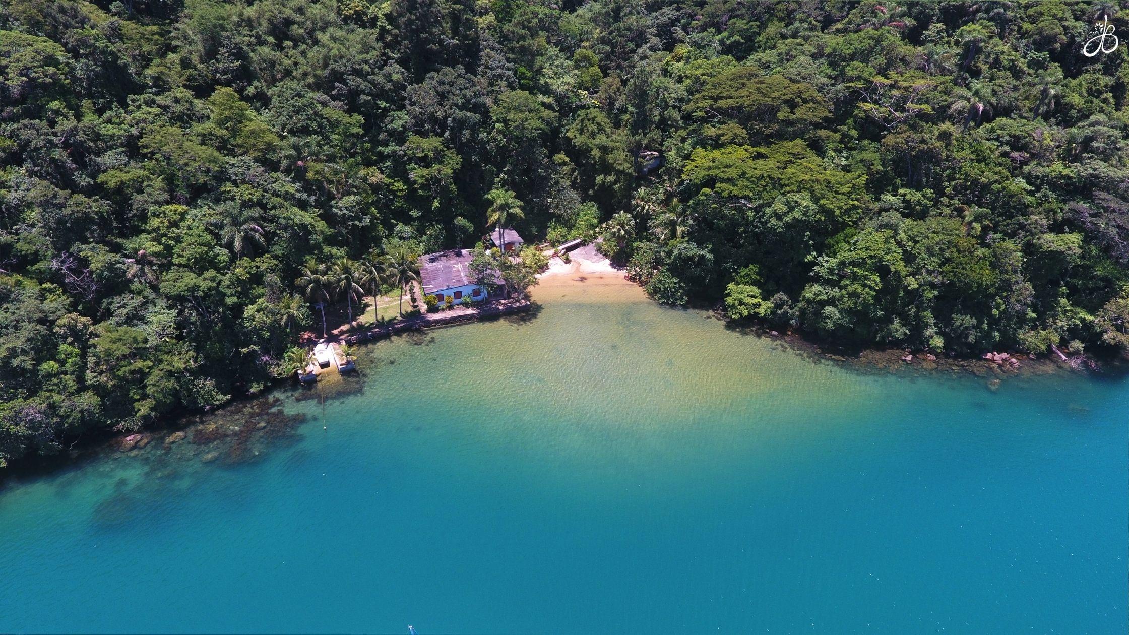 Praia do Amor - Ilha Grande